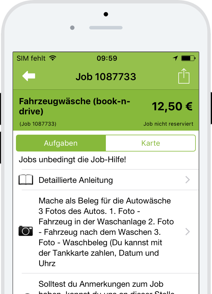 Earn extra money with your smartphone - appJobber